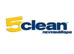 λογότυπο της 5clean