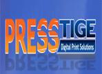 λογότυπο της presstige