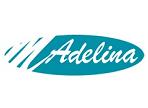λογότυπο της adelina