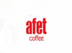 λοτότυπο της afet coffee