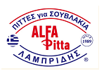 λογότυπο της alfapita