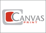 λογότυπο της canvasprint