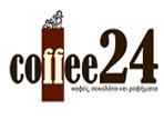 λογότυπο της coffe24