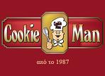 λογότυπο της cookieman