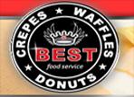 λογότυπο της crepeswafflesdonuts