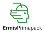 λογότυπο της ermisprimapack