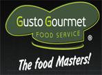 λογότυπο της gusto gourmet
