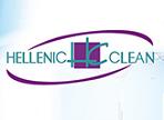 λογότυπο της hellinic clean