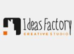 λογότυπο της ideasfactory