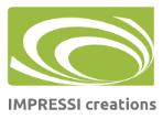 λογότυπο της ImpressiCreations