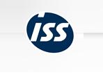 λογότυπο της iss