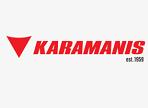 λογότυπο της Καραμάνης