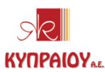 λογότυπο της kypraiou