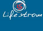λογότυπο της lifestrom