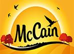 λογότυπο της mccain