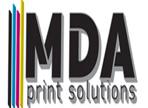 λογότυπο της mdaprintsolutions