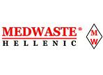 λογότυπο της medwaste