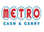 λογότυπο της metro