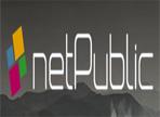 λογότυπο της netpublic