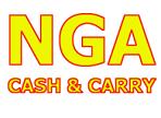 λογότυπο της nga cash and carry