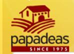 λογότυπο της papadeas