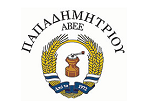 λογότυπο της παπαδημητρίου