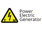 λογότυπο της power_electric_generator