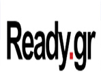 λογότυπο της ready