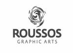λογότυπο της roussosgraphicart
