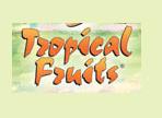 λογότυπο της tropical fruits