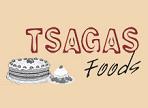λογότυπο της tsagas foods