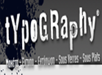 λογότυπο της typography